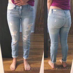 Denim - Sexy Boyfriend Jeans || Size 3, 7, 11